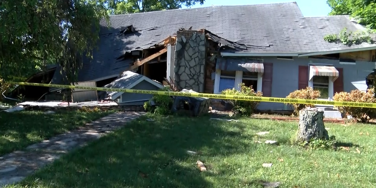 Home explodes in Granite Falls, no one hurt