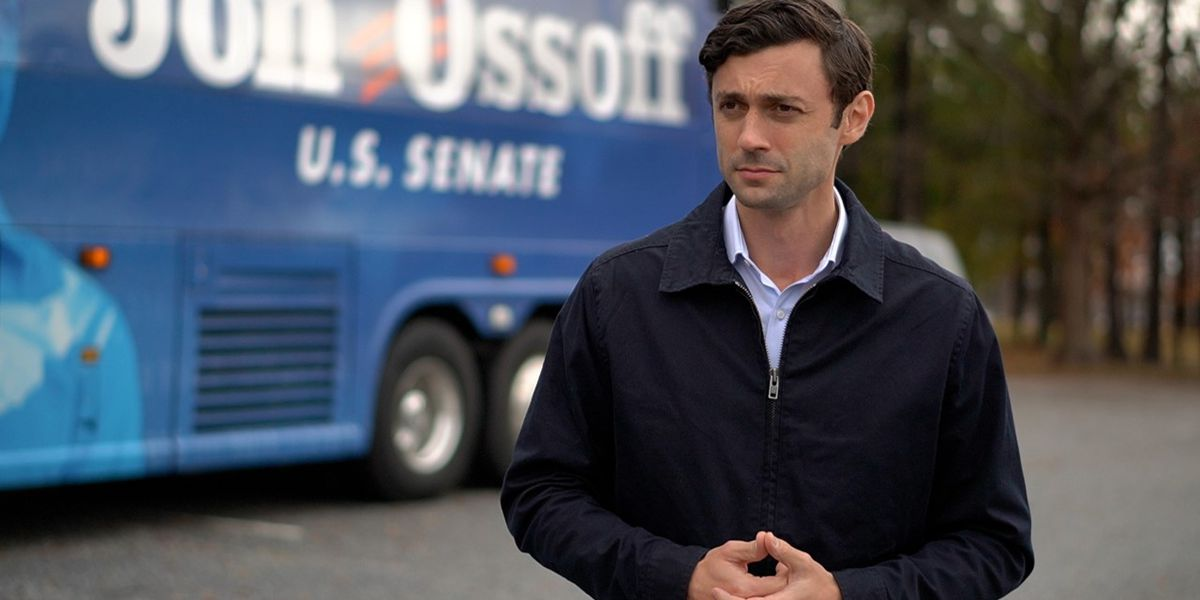 Jon Ossoff becomes the youngest Democrat elected to the Senate since Joe Biden in 1973