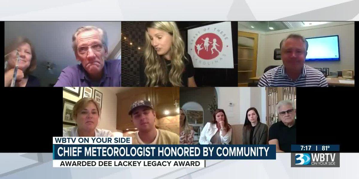 Eric Thomas receives prestigious award for work to help kids