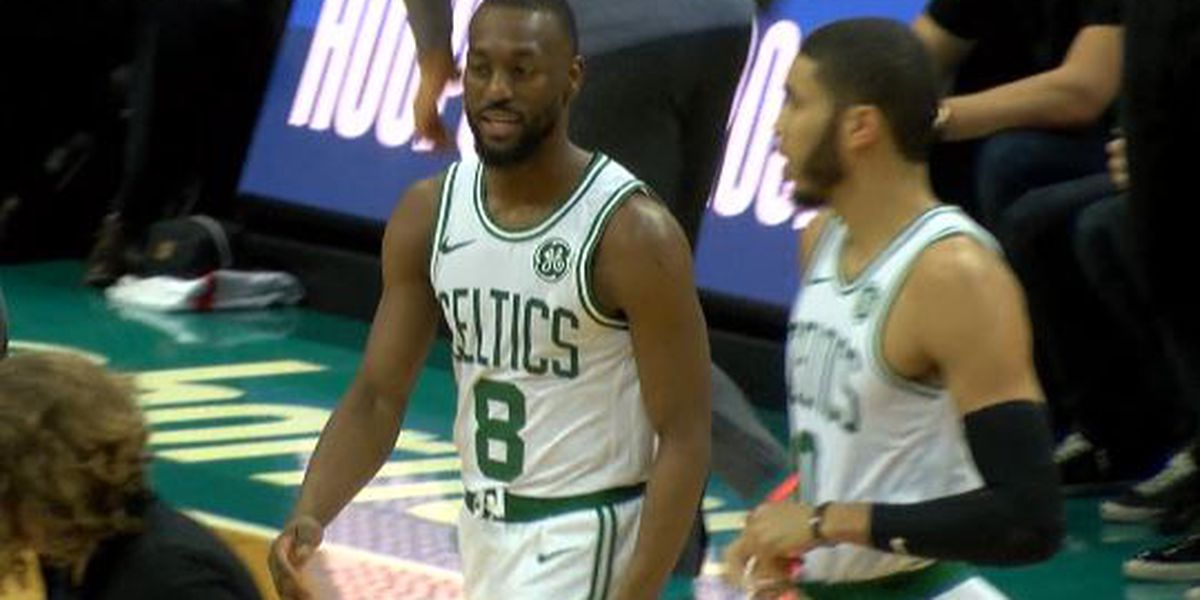 Celtics beat Hornets 108-87 in Walker's return to Charlotte