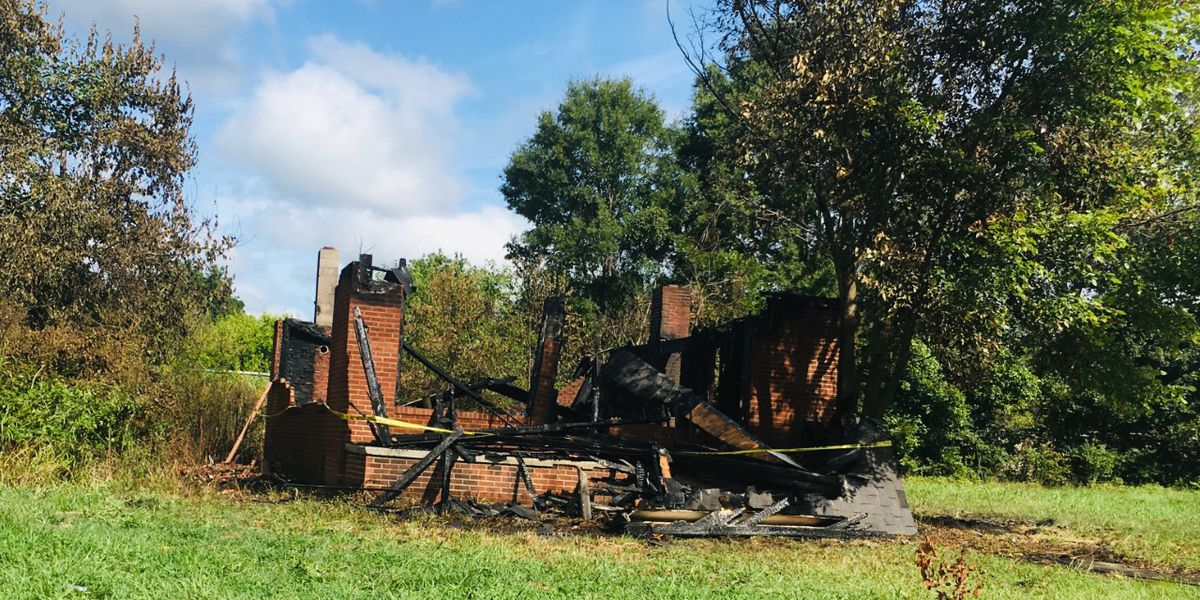 East Spencer home destroyed by fire