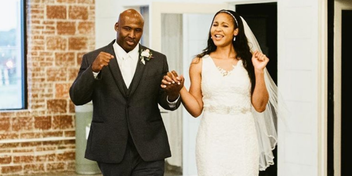 WNBA's Maya Moore marries Jonathan Irons, the man she helped free from prison
