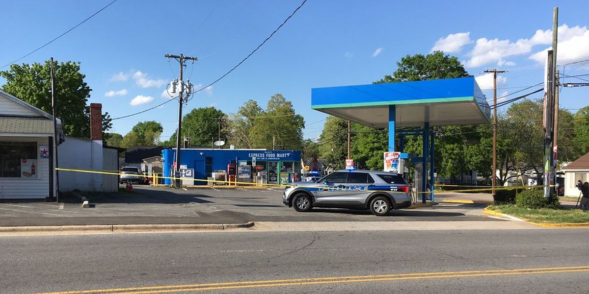 Woman shot, killed in apparent drive-by shooting at Kannapolis convenience store