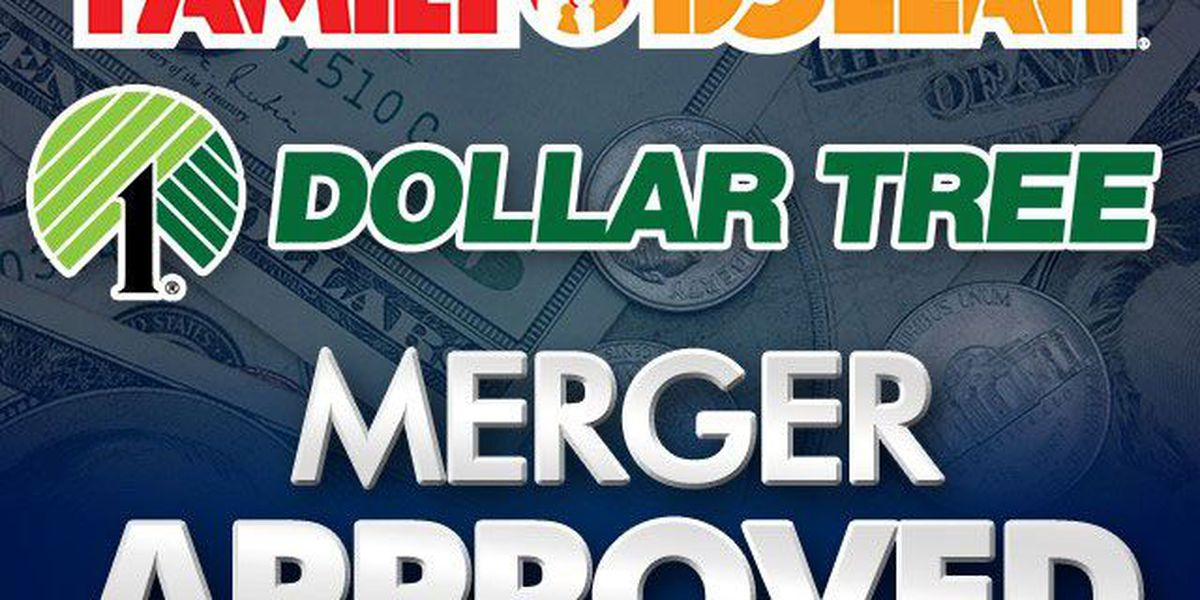 Family Dollar stockholders approve merger with Dollar Tree