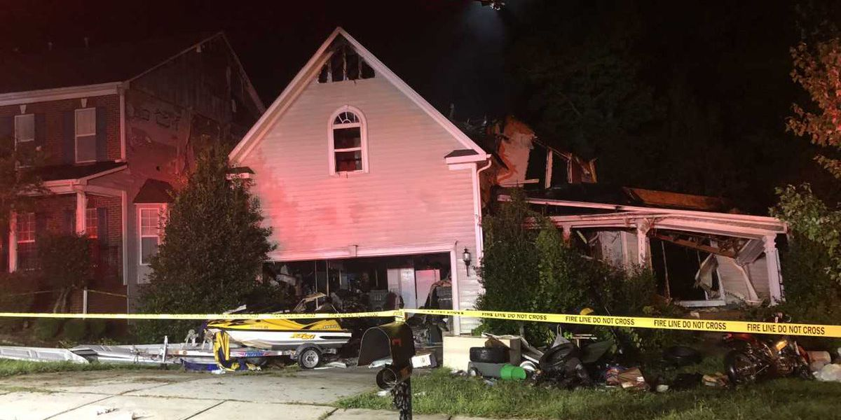 Fire damages two homes in Concord