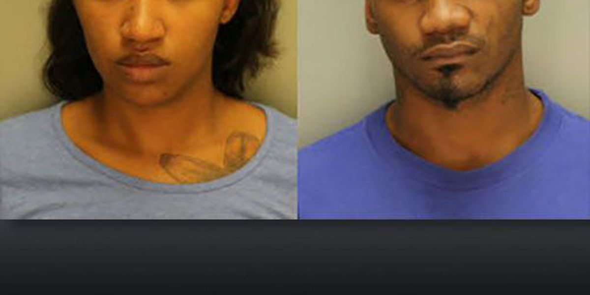 Duo accused of shooting man at gas station with infant in back seat