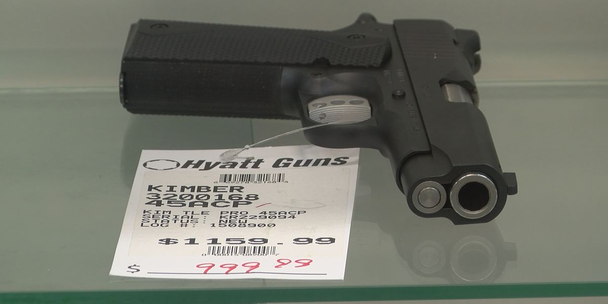 Gaston County, others expected to vote on becoming Second Amendment Sanctuaries in next week