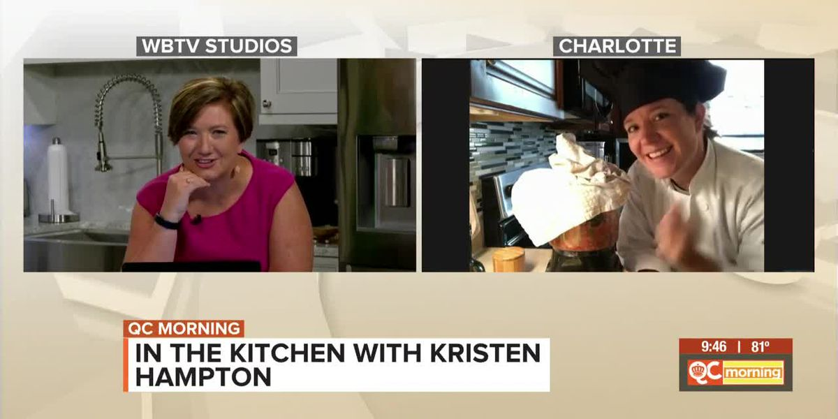 Kristen Hampton shows us what to do with tomatoes