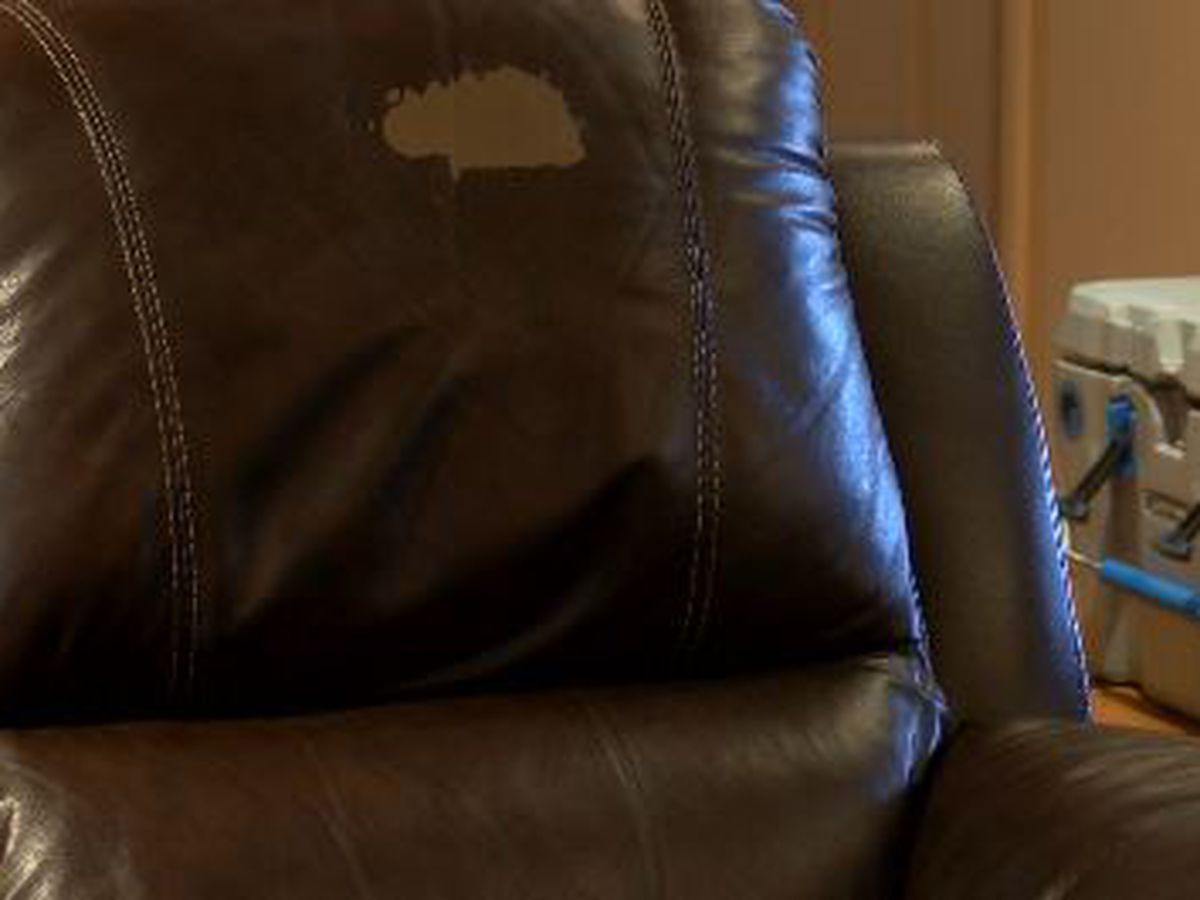 Man gets sofa replaced after WBTV's calls