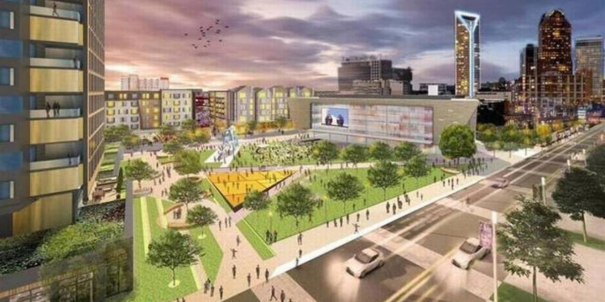 County approved big uptown redevelopment 3 years ago. Now some leaders want out.