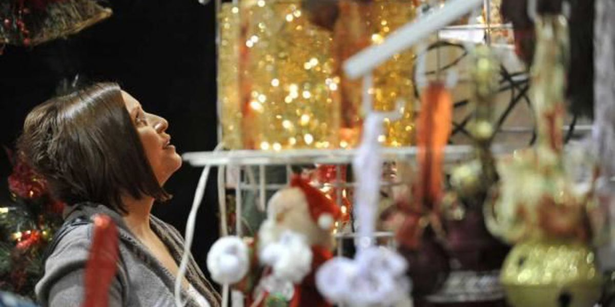 Christmas Made In The South opens at Cabarrus Arena on Friday