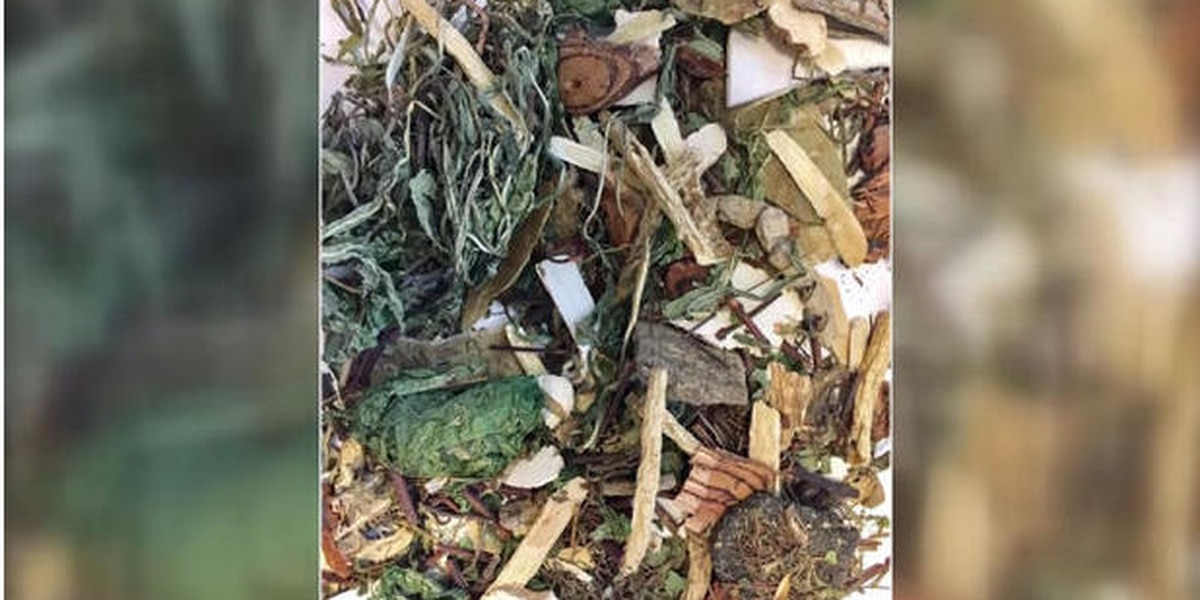 2 people hospitalized from herbal tea, officials say