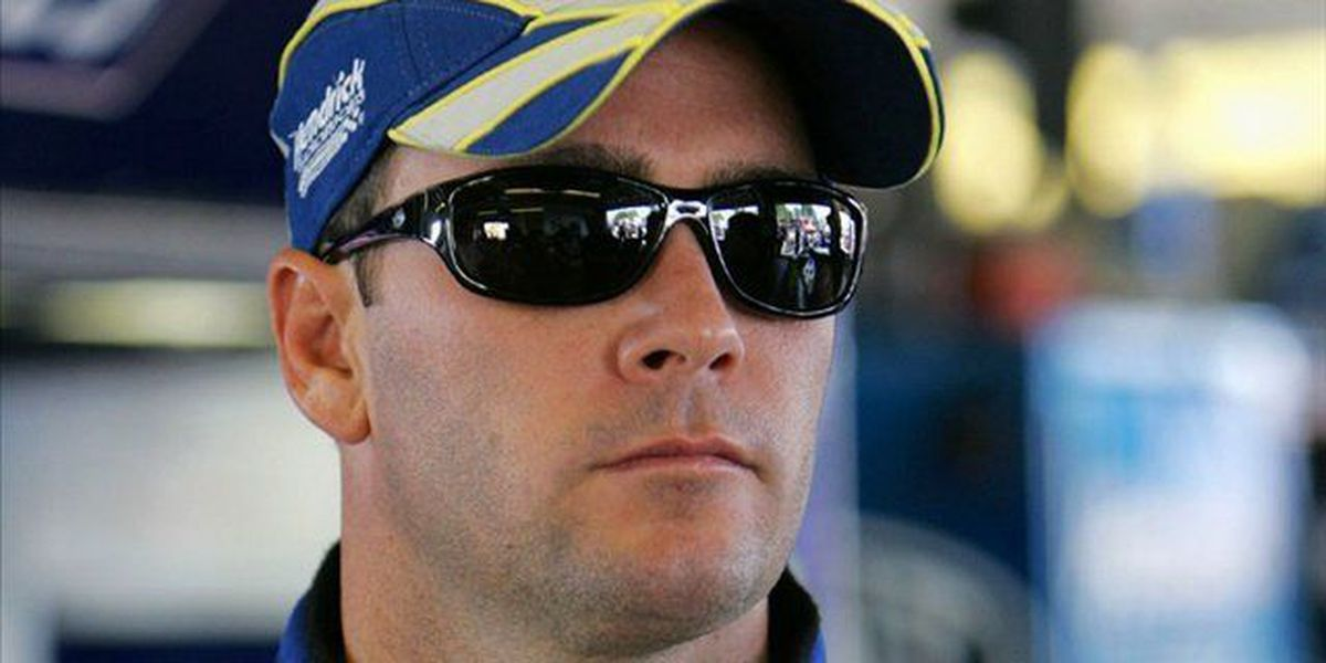 Jimmie Johnson ends relationship with helmet designer over racially insensitive tweet