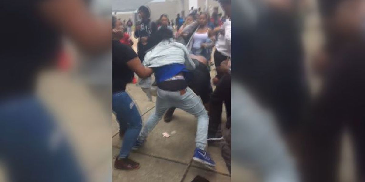 18 potential suspects identified in 'large fight' on campus of Vance High School
