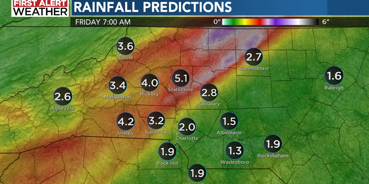 April temperatures may lead to spring storms