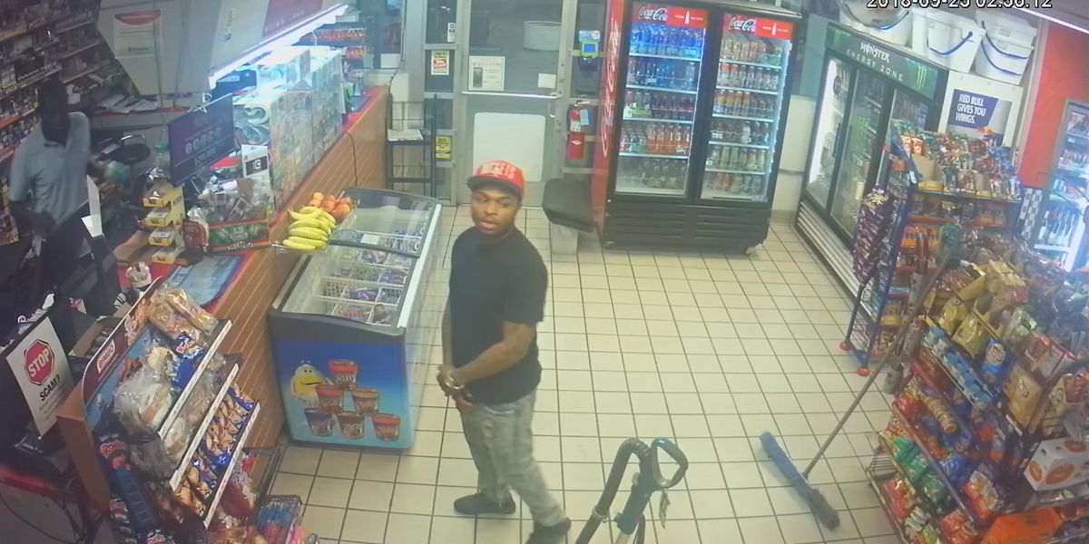 Crime Stoppers: Man charged after allegedly robbing two Charlotte convenience stores at gunpoint