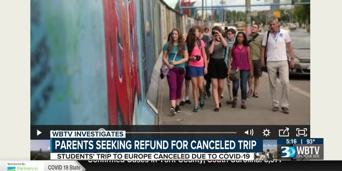 Parents seek refund for cancelled school trip