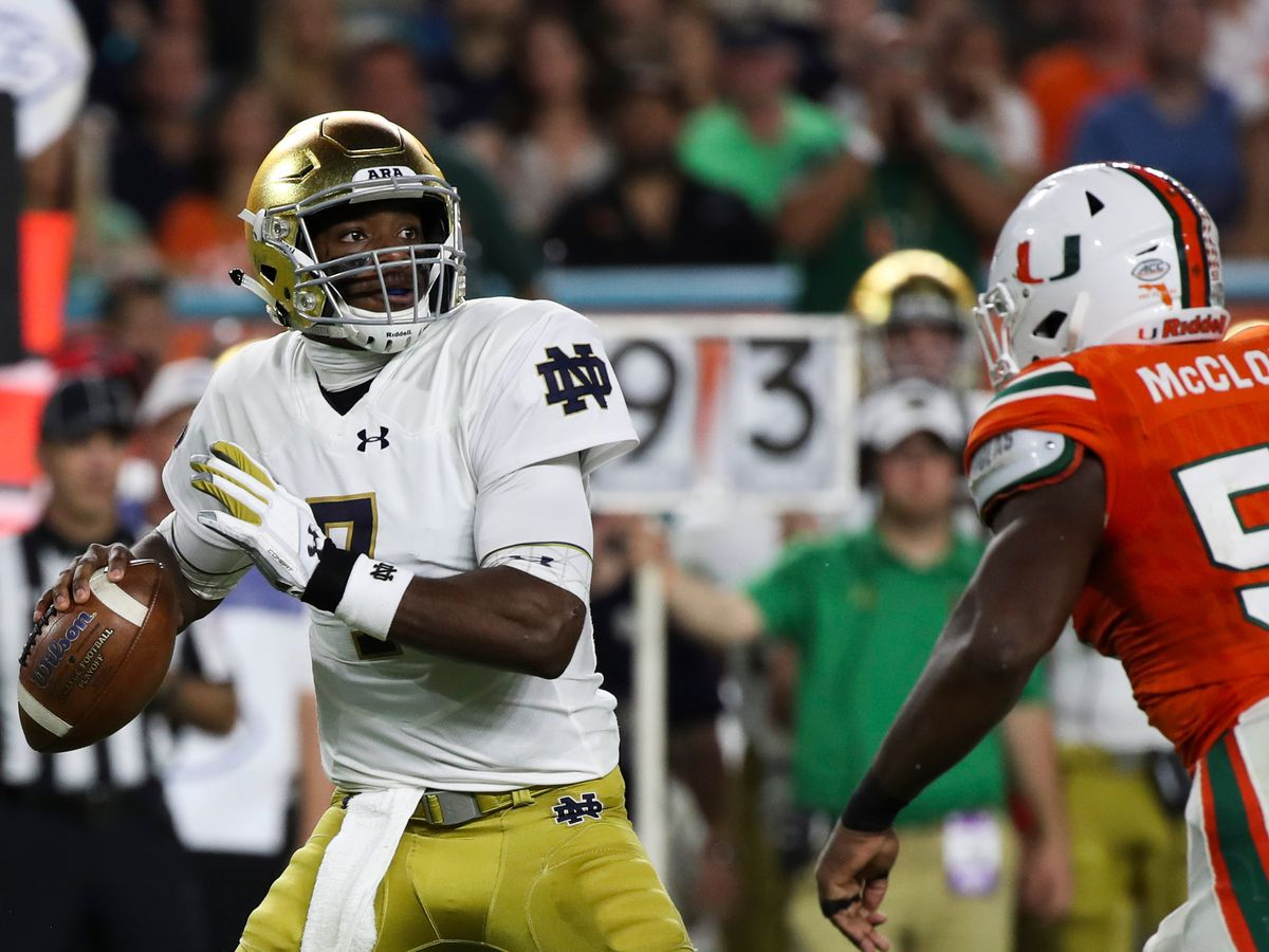 Notre Dame-Wake Forest football game postponed due to COVID-19 cases