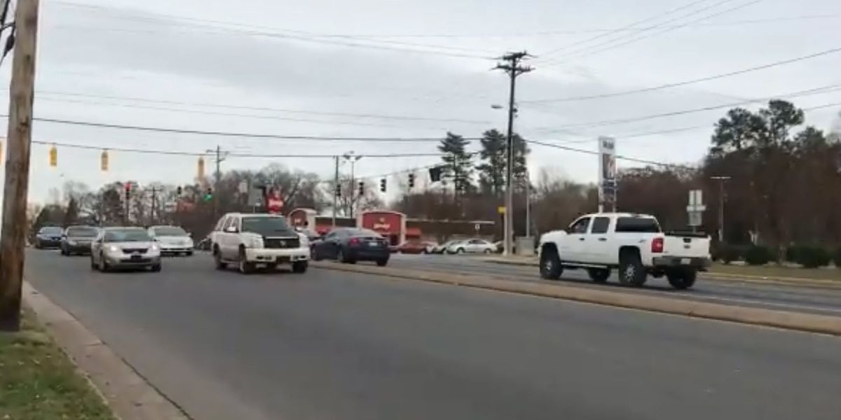 What's causing the fatal crashes in the Eastway Drive area of Charlotte?