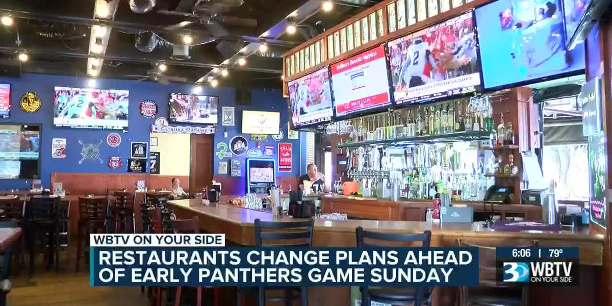 Panthers in London means brunch in Charlotte