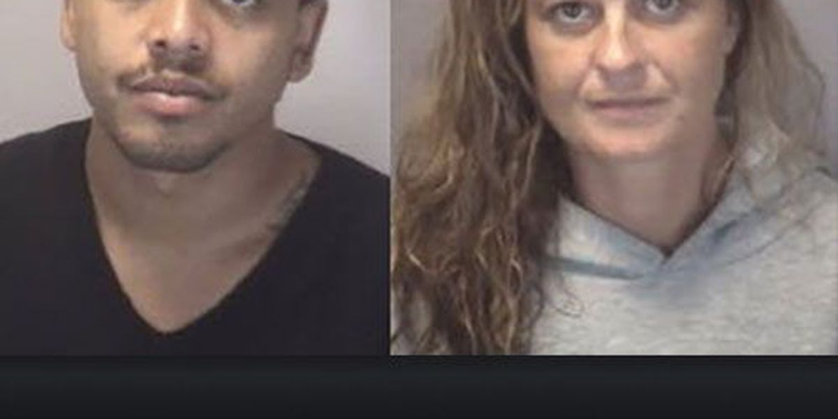 Man and woman wanted for armed robbery, vehicle larceny in Hickory