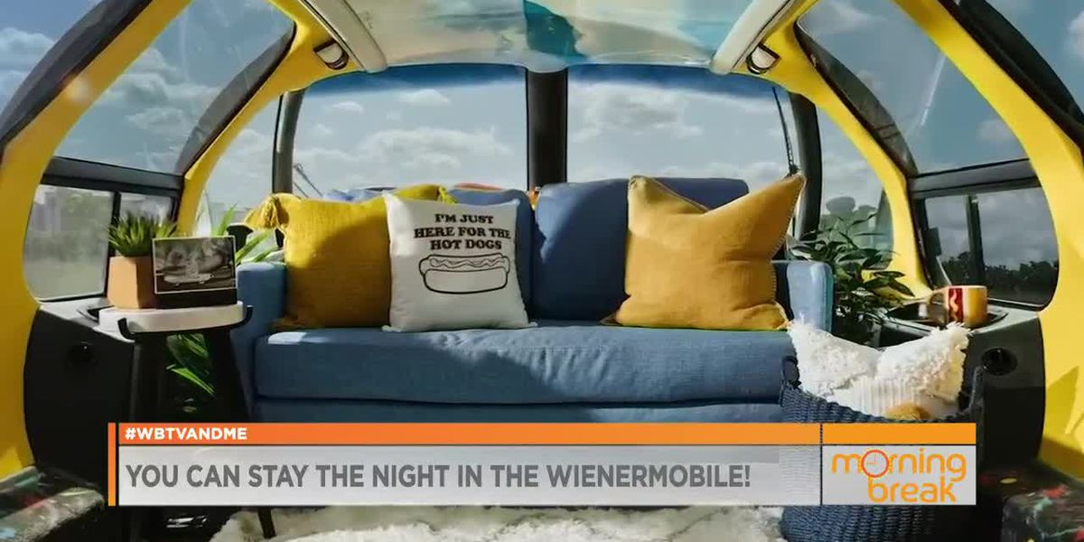 Book a Stay in the Wiener-mobile