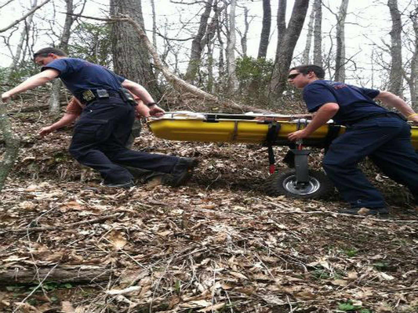 Man Rescued In Pisgah National Forest