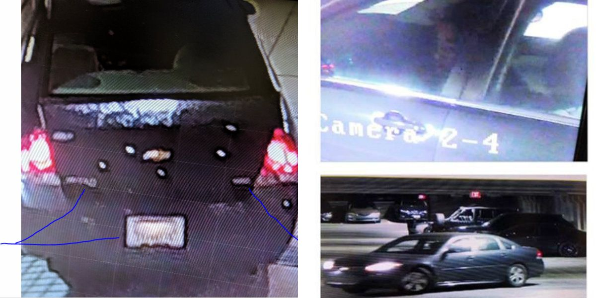 Police looking for 'vehicle of interest' in more than a dozen Charlotte car break-ins