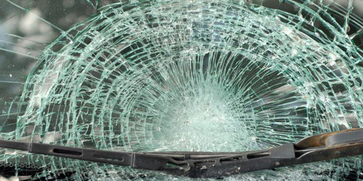 Multiple lanes closed on I-85 following crash