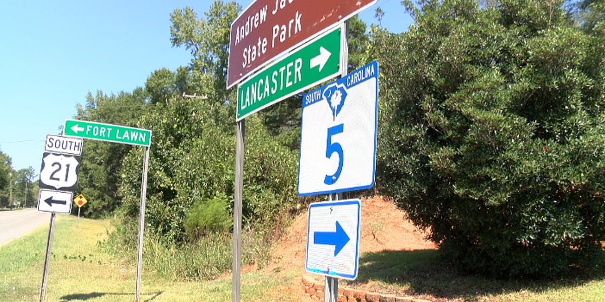 """""""Bloody Five,"""" residents along SC Hwy 5 warn of dangers of the road"""