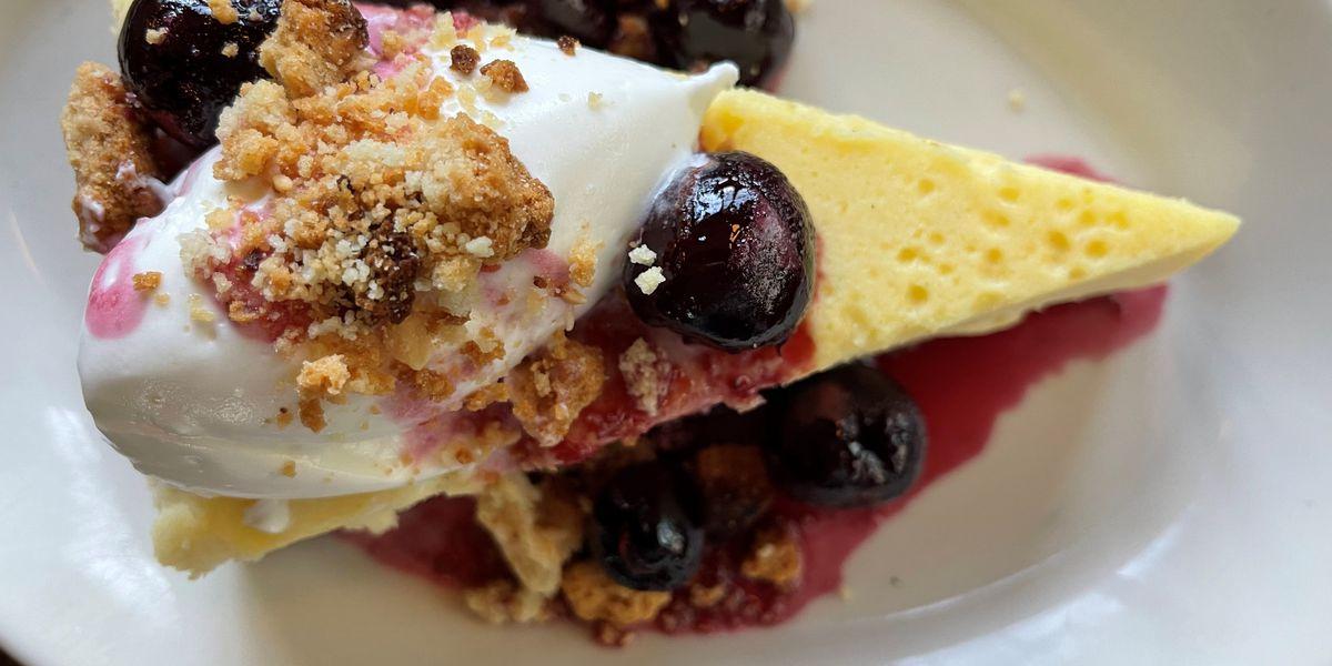 Little Mama's Cheesecake Recipe