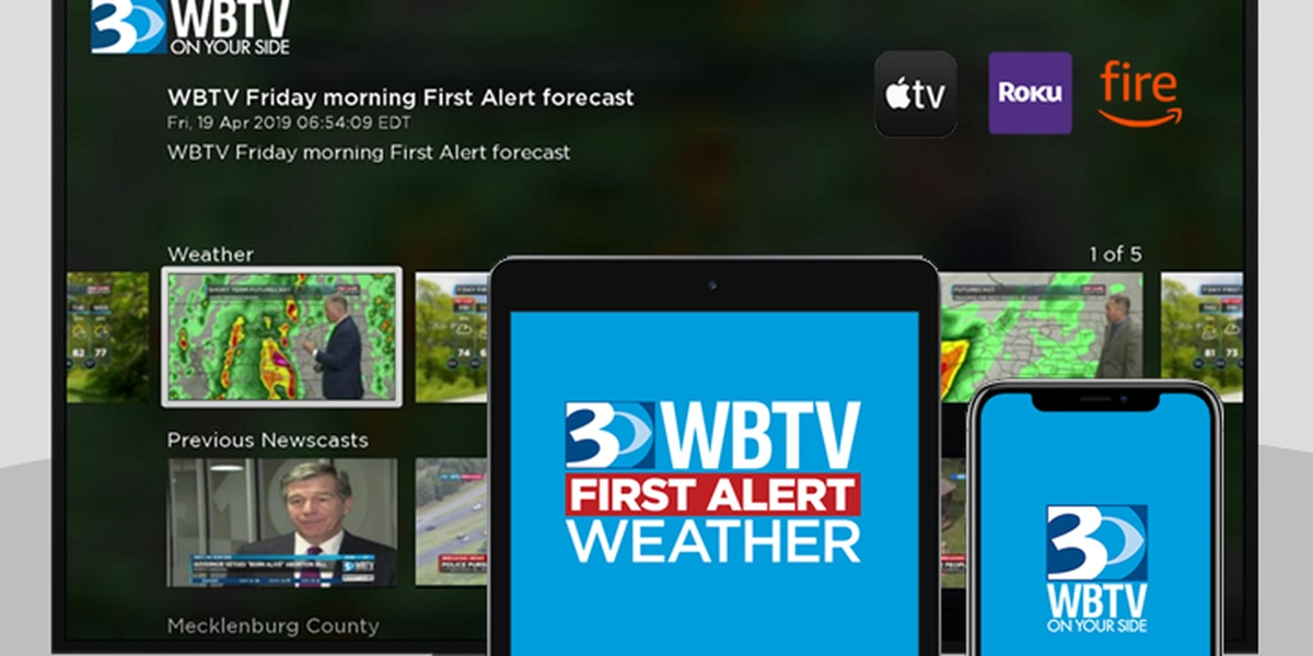 Streaming now: Here's everywhere that you can watch WBTV