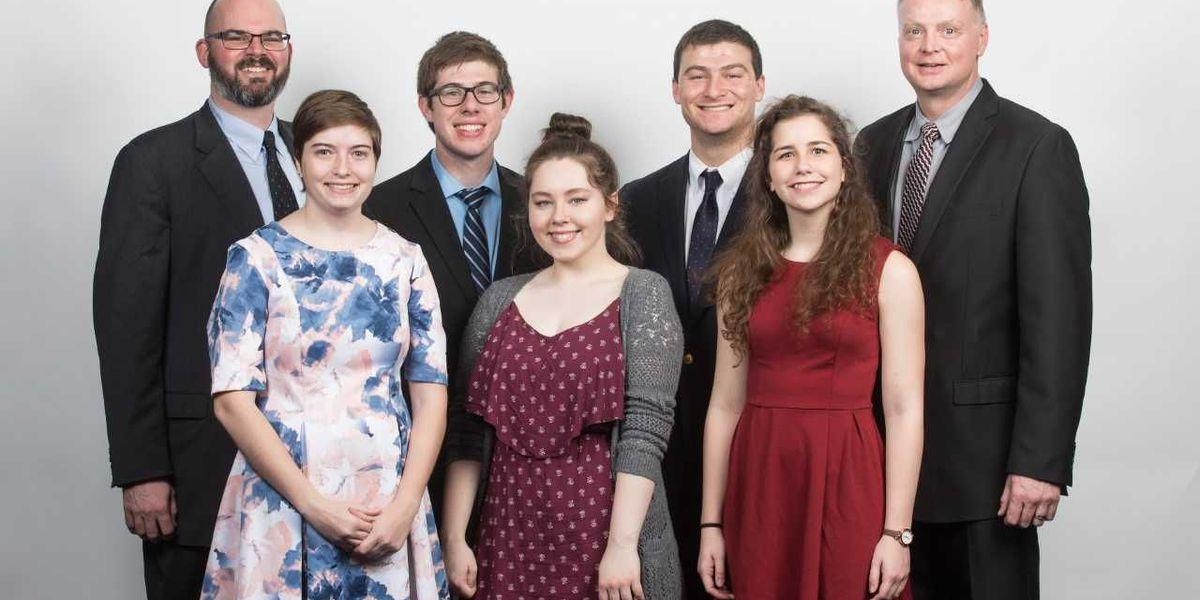 Catawba College team takes part in 'Ethics Bowl'