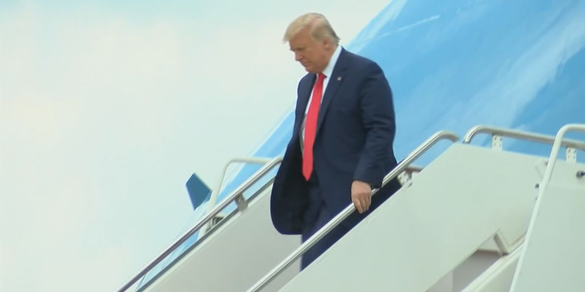 President Donald Trump returning to N.C. for campaign event