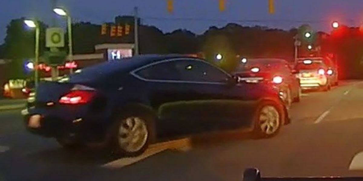 Police release photo of vehicle that reportedly crashed into officer, left scene