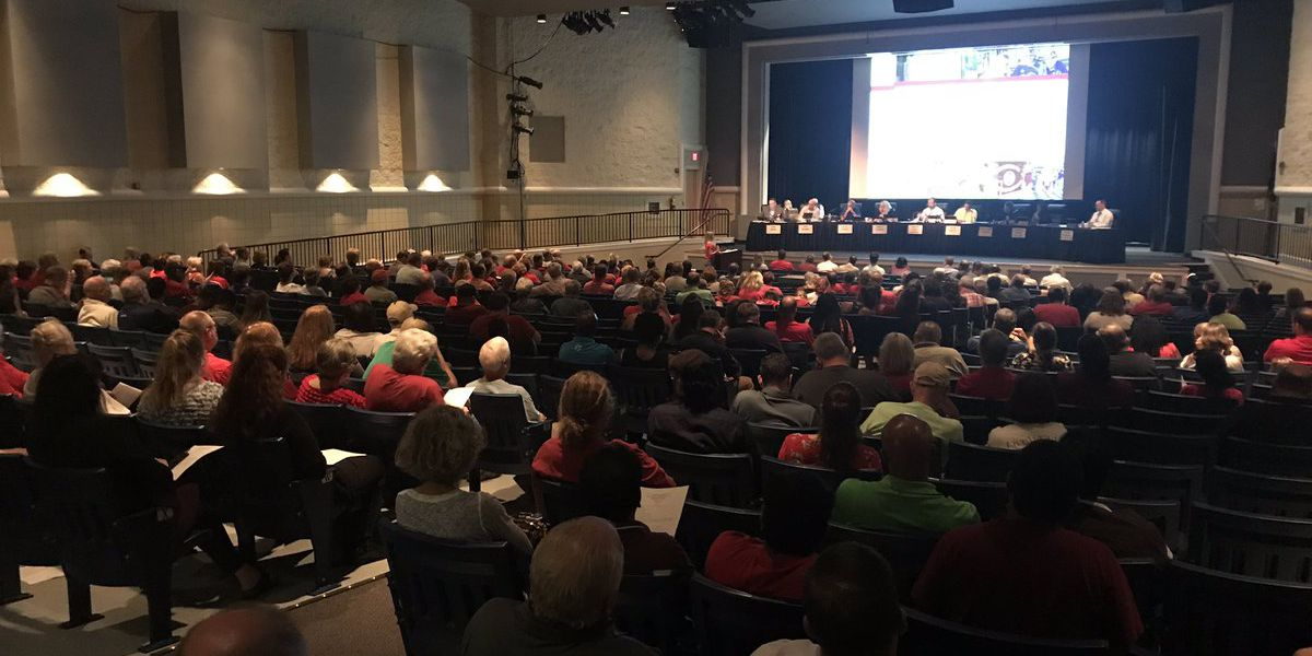 Despite heavy opposition, Harrisburg town council votes to move forward with development project