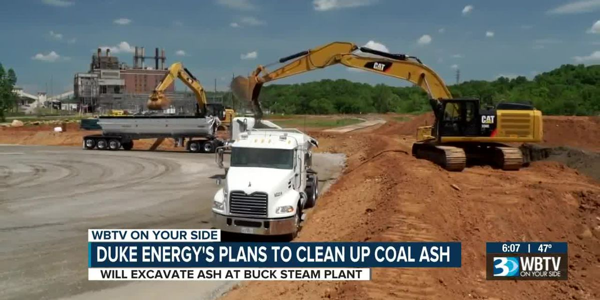Public meeting on coal ash clean-up in Rowan County