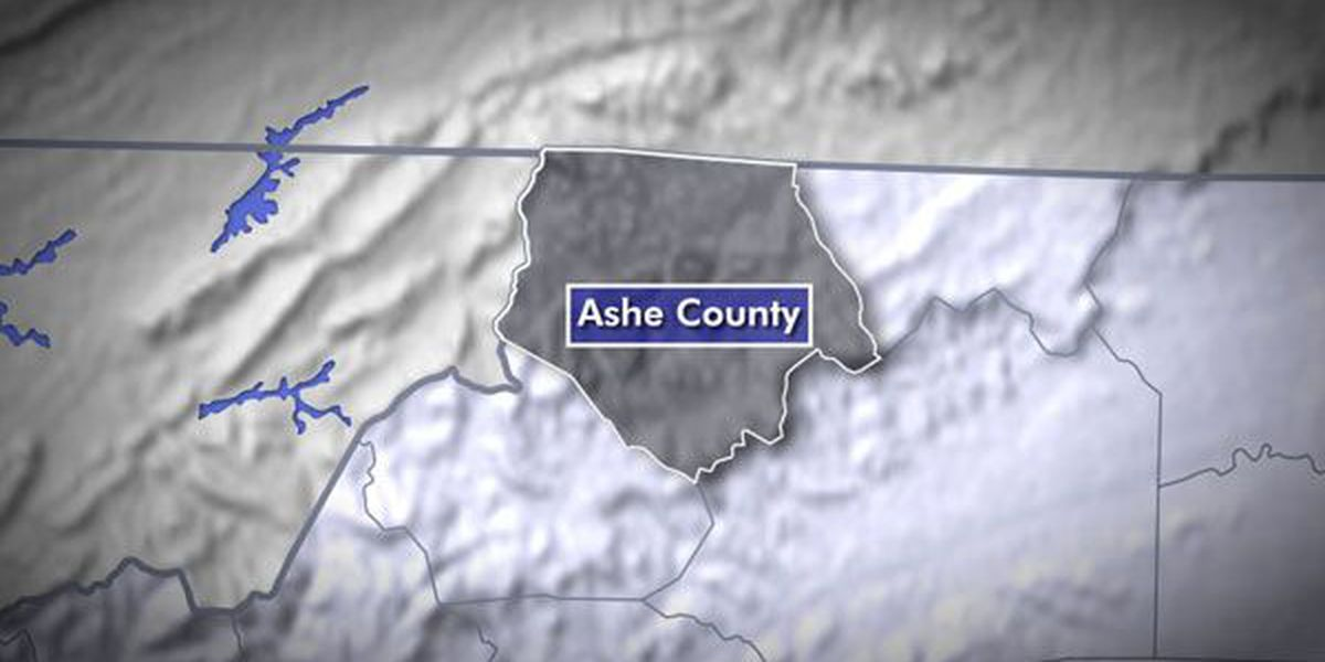 Mudslide closes part of US 221 in Ashe County
