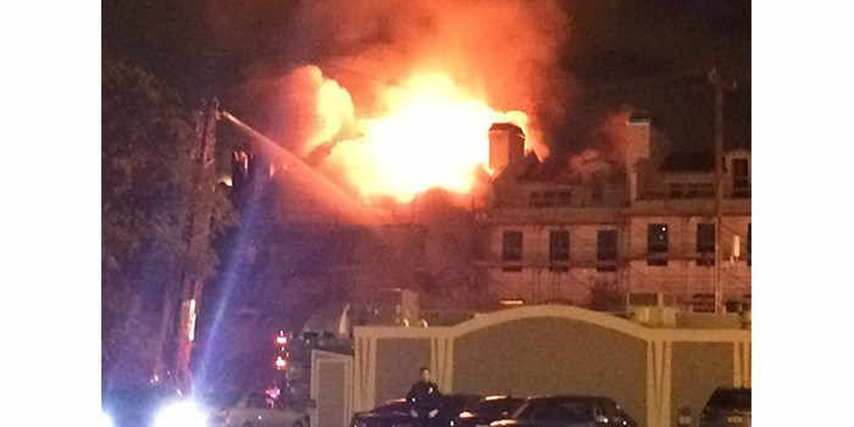 Two fires, intentionally set in Charlotte's South End under investigation