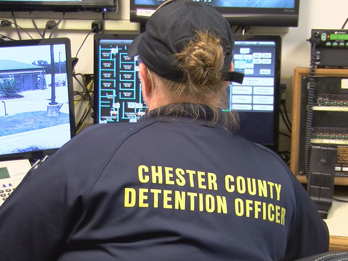 Chester County Sheriff's Office works to fill 24 vacancies