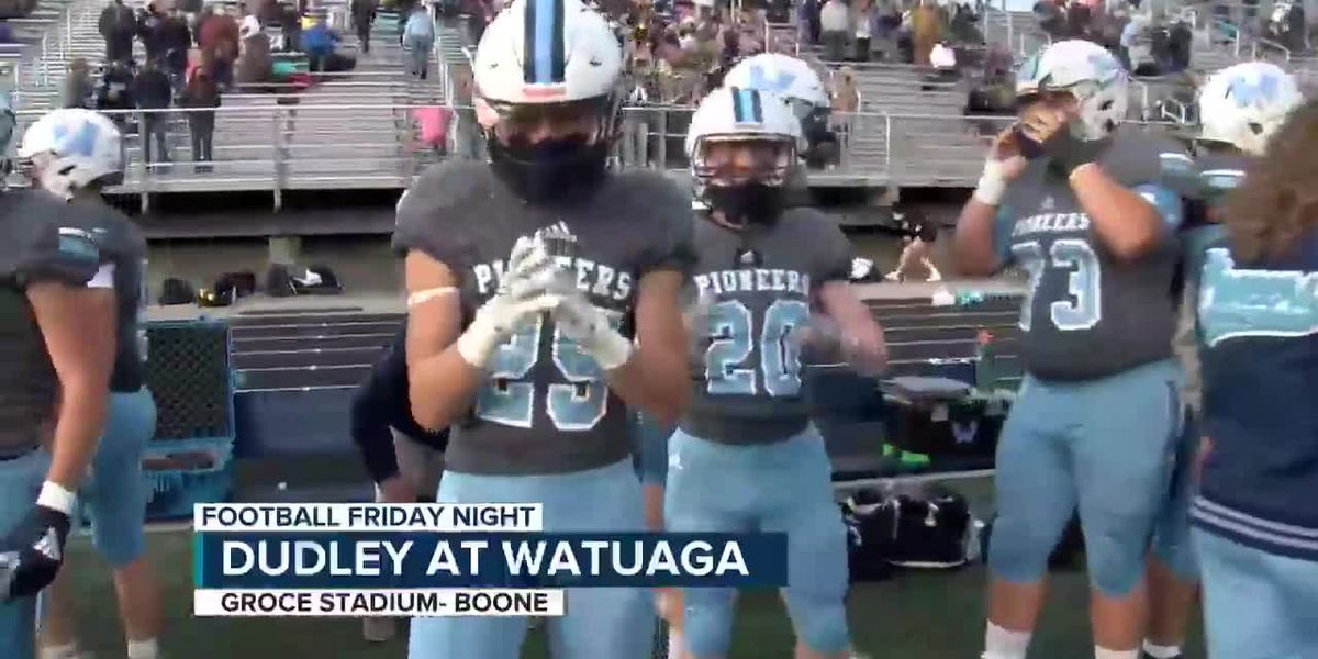 Dudley at Watauga