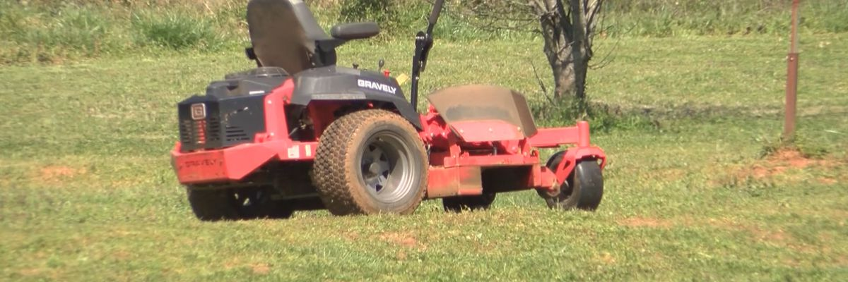 Neighbor offers helping hand after boy injured in NC lawnmower accident