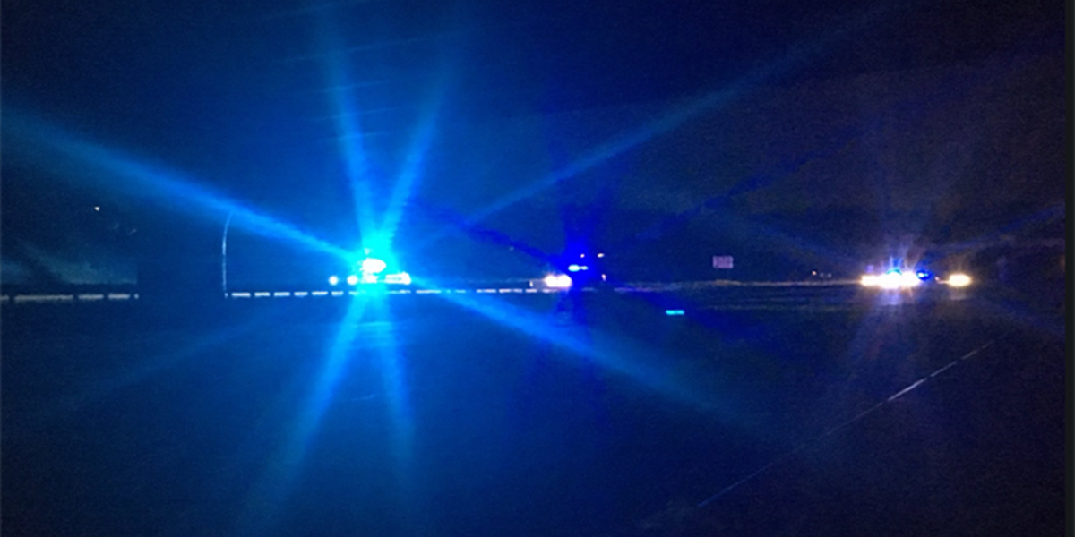 Person seriously injured in crash on I-485