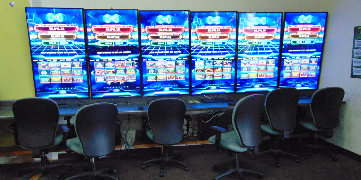 Police seize 'significant amount' of cash, equipment from sweepstakes gaming operation