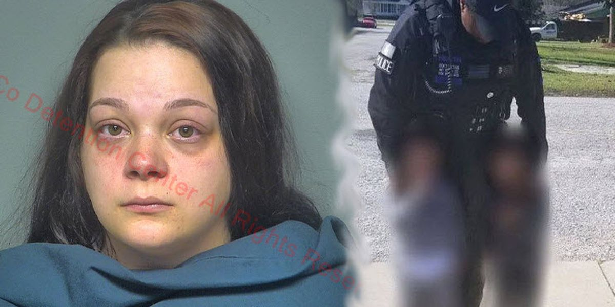 Mother charged after 3-year-old boys found alone in Chester