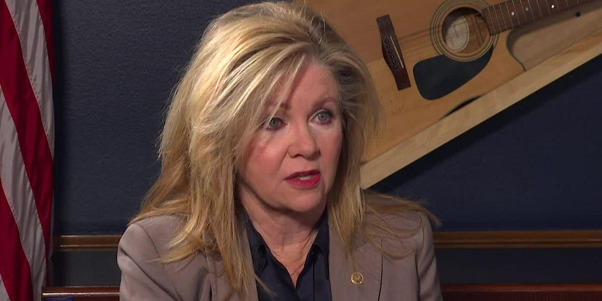 "Tennessee Senator Marsha Blackburn: ""Heroes can't be canceled"""