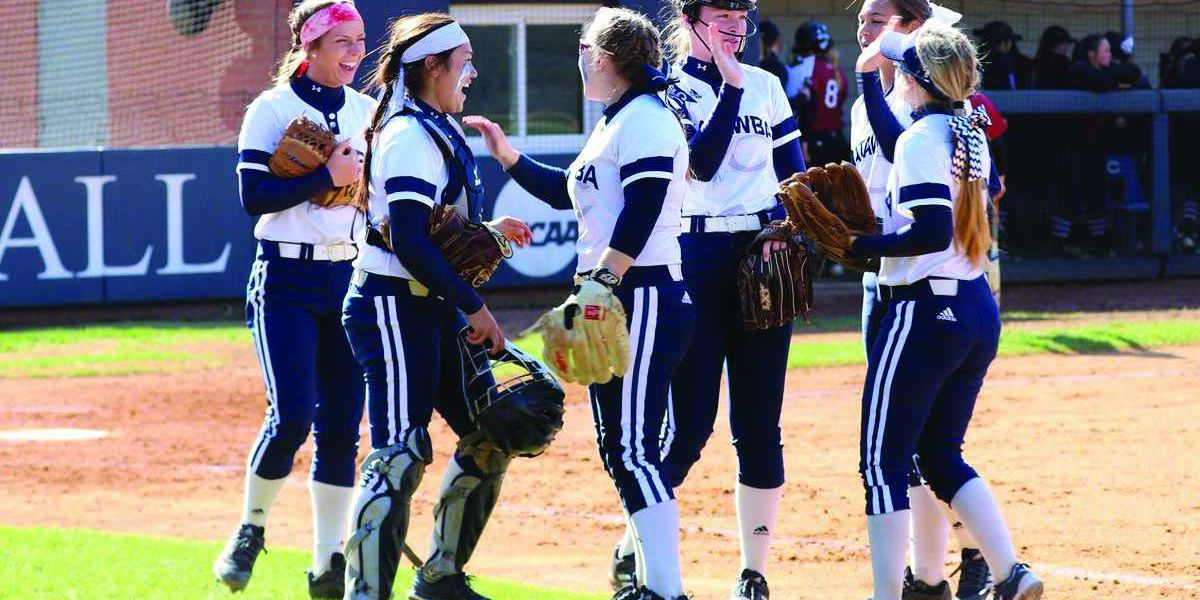 Catawba College exceeds goal for funding softball field lights