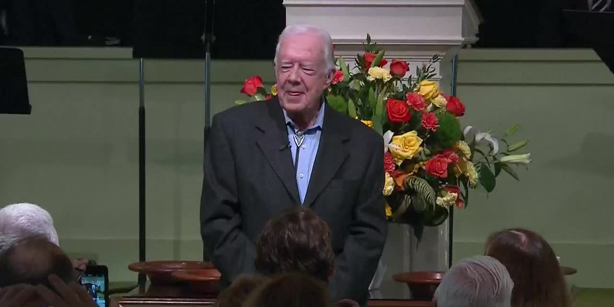 Former President Carter recovering from surgery
