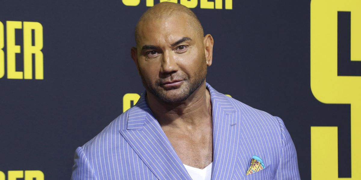 Dave Bautista offers $20K reward in case of manatee with 'Trump' scraped on back