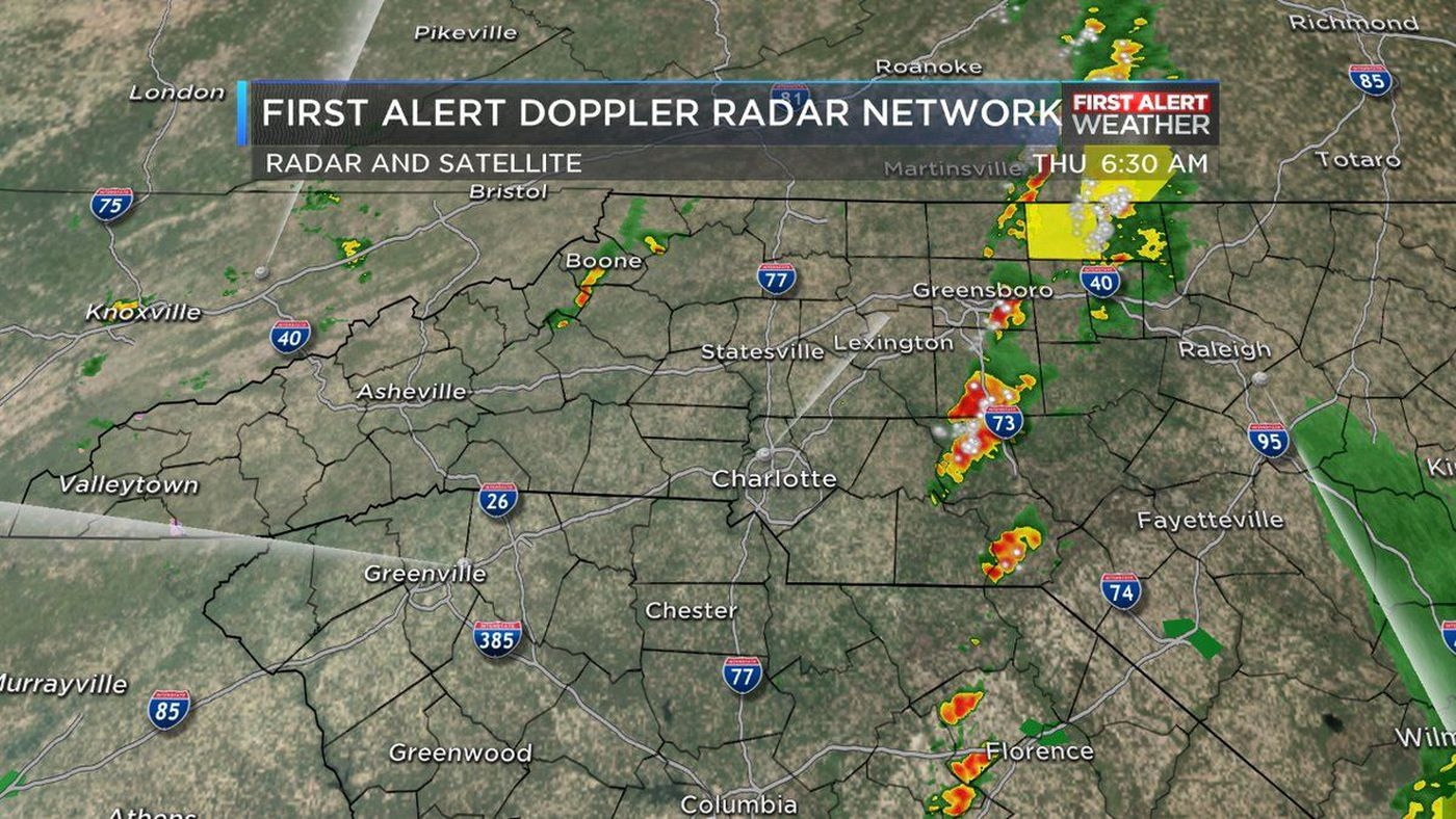 First Alert: Wind Advisory in place as storms move out